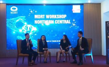 MDRT workshop Northern Central